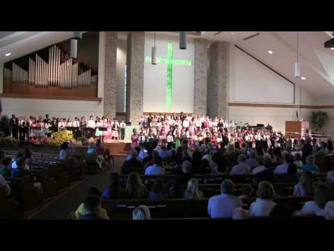 Mars Hill Academy Spring Concert (Gr. 1-4) - Down in the River