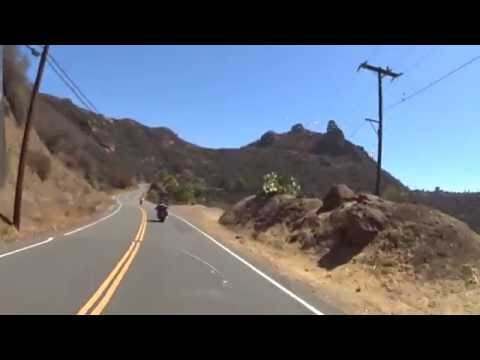 Mulholland Hwy  PCH to the Rock Store
