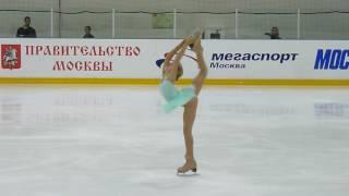Екатерина Куракова, КП, Открытое Первенство Москвы 2016