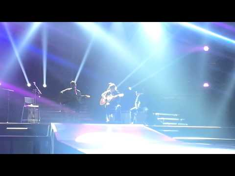 Here Comes the Sun-Backstreet Boys Soundcheck-Halifax,NS-May 4th 2014