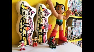 """Astro Boy, known in Japan by its original name Mighty Atom ( 鉄腕アトム) is a Japanese manga series written and illustrated by Osamu Tezuka the """"godfather of ..."""