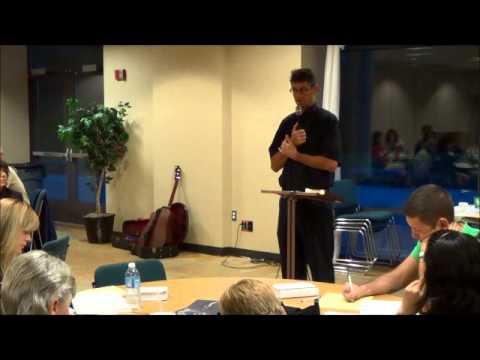 RCIA Week 1 - Who is Jesus?