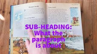 Features of non-fiction texts - Mrs Holdstock Teaching and Learning ideas