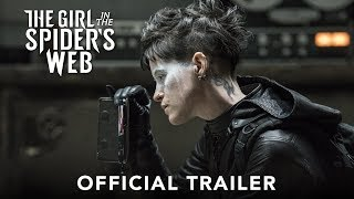 Girl in Spiders Web TRAILER (SUB BAHASA INDONESIA)
