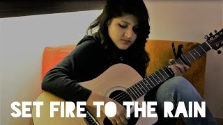 Baixar Set Fire To The Rain - ADELE |  Cover By Kanishka Sharma