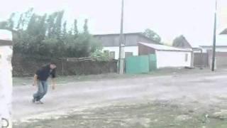 Паркур в Уштобе(TracerSerg).wmv