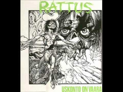 Rattus - Uskonto on vaara 12''