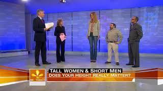 tall women short men