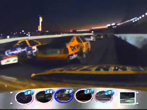 2007 Daytona 500   Last 10 laps with Kevin Harvick