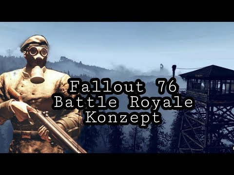 Ein Fallout 76 Battle Royale Konzept, das sogar gut werden könnte! thumbnail