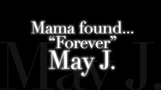 """May J.の最新アルバム『Imperfection』収録曲、「Mama found...""""Forever..."""