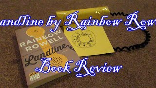 Book Review: Landline by Rainbow Rowell Thumbnail