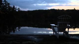 Evening Muskoka Chair - Pure Muskoka 10's