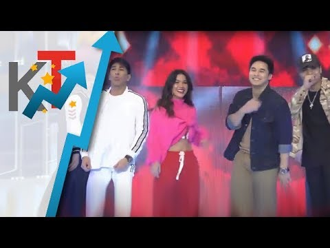 Birthday Celebrants nagpasabog ng performance sa showtime 🎉🔥