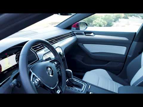 2019 Volkswagen Arteon SEL R-Line 4Motion Interiors and Engine