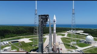 Atlas V TDRS-M Launch Highlights
