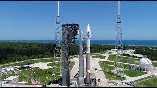 Atlas V TDRS-M Launch Highlights