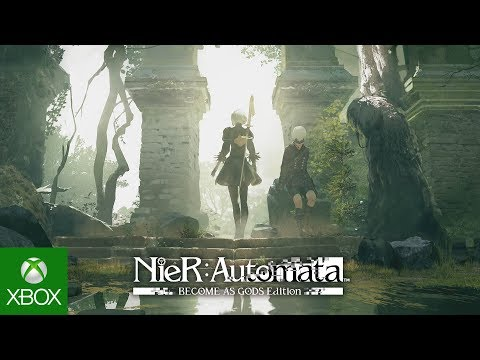 Nier Automata Become as Gods Edition появится в Xbox Game Pass