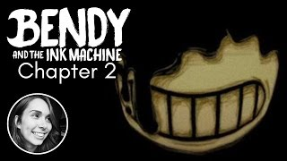 [ Bendy and the Ink Machine ] Chapter 2 (Full Playthrough)
