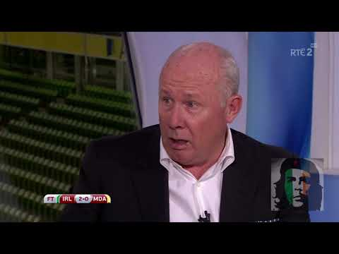 Liam Brady theres no reason why we can't beat a Wales team without Gareth Bale