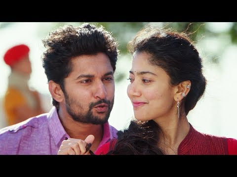 Yevandoi Nani Garu Song Trailer - MCA Video Song Promos | Nani, Sai Pallavi
