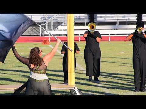 BARRY GOLDWATER High School , band competition!!!!