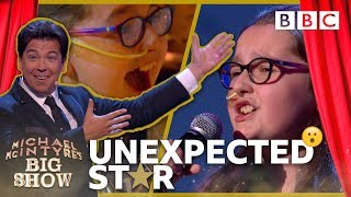 Michael's Harry Potter prank bewitches surprised Unexpected Star - BBC
