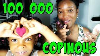 100 000 COPINOUS! FÊTE DEGUISEE et MACBOOK PRO - Vlog de maman