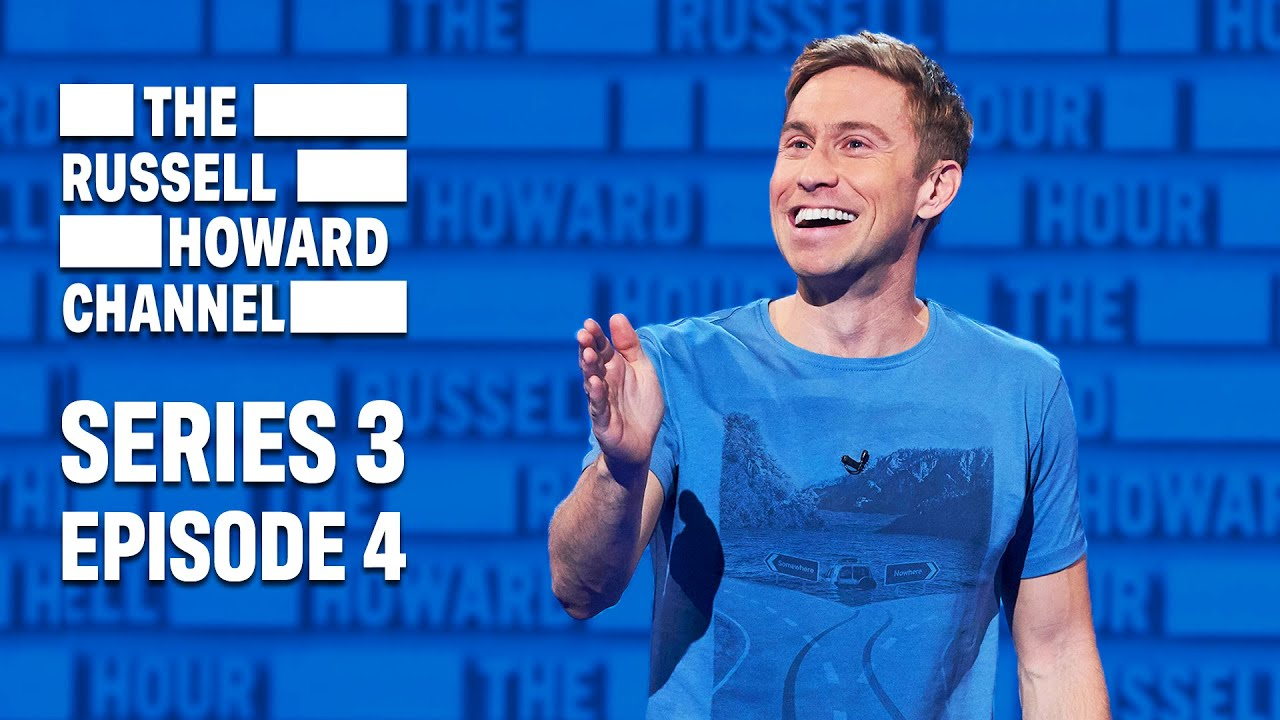 The Russell Howard Hour Series 3 Episode 4 Full Episode Youtube