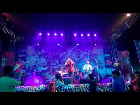 parash pathar - Mon Amar Live at Rajabazar Science College