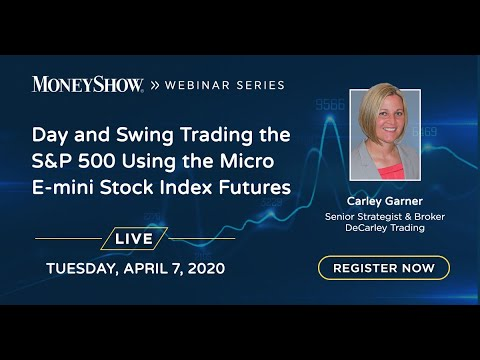 Day and Swing Trading the S&P 500 Using the Micro E mini Stock Index Futures