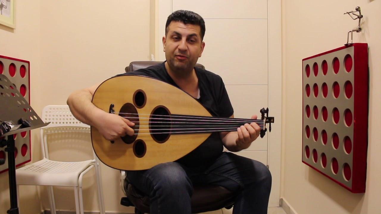 عزف مقام الراست على العود أجناسه وتفرعاته الاساسيه بالشرح والعزف Youtube