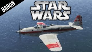 War Thunder Star Wars Battlefront Discussion, Rogue Squadron P-63 Skin!