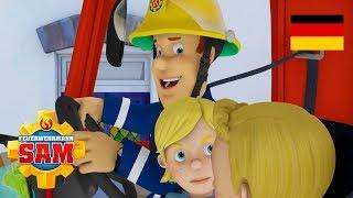 Feuerwehrmann Sam Deutsch Neue Folgen | Die Erkältung - Zusammenstellung 🚒 Kinderfilm