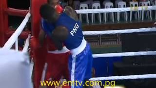 Png Boxing Team Bagged 8 Gold Medals