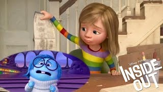 INSIDE OUT - Get to know your emotions: Sadness (2015) Pixar Animated Movie HD