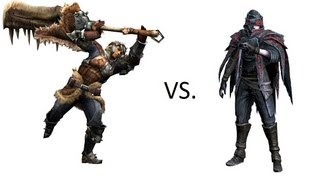 Soul Sacrifice vs Monster Hunter 3 Ultimate