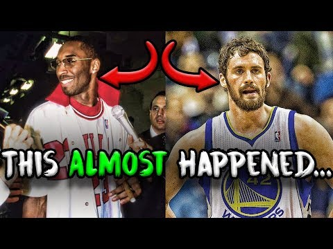 5 NBA Almost Trades that Wouldve Changed EVERYTHING