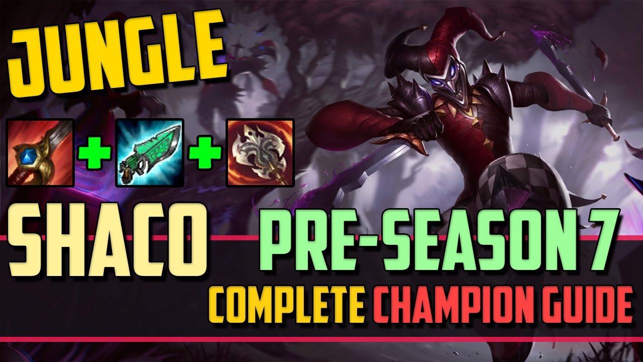 Shaco Build S7: League Of Legends Champion Guide