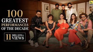100 Greatest Performances of The Decade | Actors Adda | Anupama Chopra | Film Companion