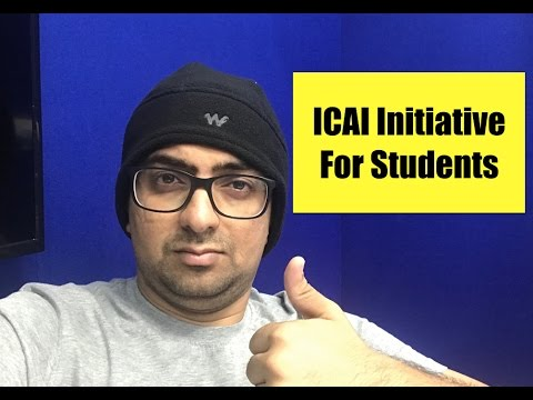 Important Information For All CA Students | Announcement by ICAI | Superb Initiative