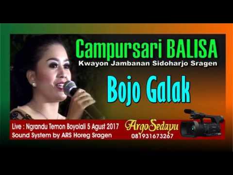 BOJO G4L4K Campursari BALISA INDONESIA Live Boyolali