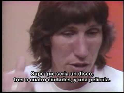 roger waters talks in 1980 about the impossibility of the wall going on tour youtube. Black Bedroom Furniture Sets. Home Design Ideas