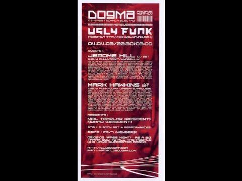 Jerome Hill -  Live DJ Set @ Dogma, Edinburgh (2003-04-04)