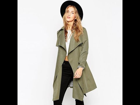 Spring Trench Coat 2018