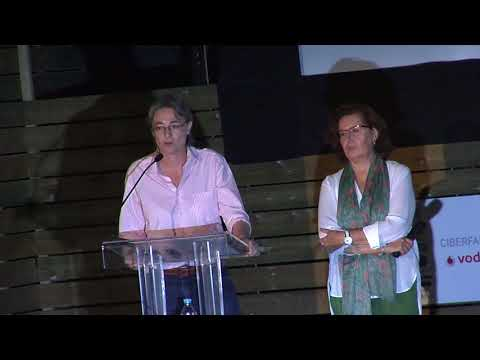 CLAUSURA DE LA JORNADA ONE HACKER EXPERIENCE CIBERFAMILY VODAFONE