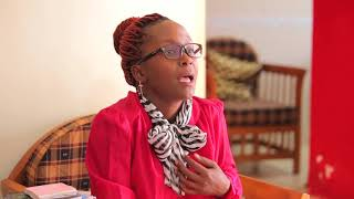 The heart break. Kansiime Anne. African comedy.