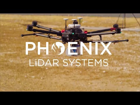 The Phoenix LiDAR Systems SCOUT