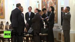 USA: BRICS foreign ministers meet in NY