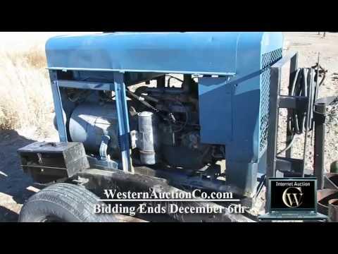 95 Lincoln SA 200 Gas Powered Arc Welder